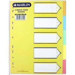 Marlin Index 5 TAB Bright...