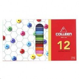 Colleen Pencil Colouring 12's