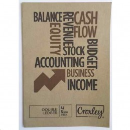 Croxley Book Accounting A4...