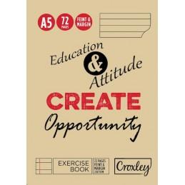 Croxley Book Exercise A5 72...