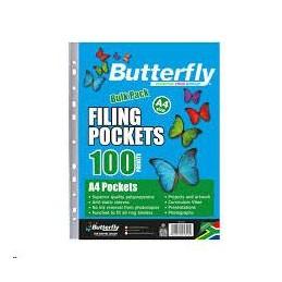 Butterfly Filling Pockets -...