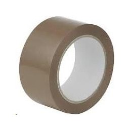Tape Packaging 48 x 100mm Buff