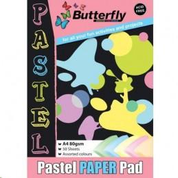Butterfly Paper Pastel...