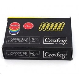 Croxley Paper Clips...