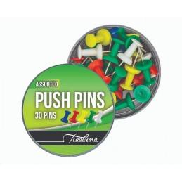 Treeline Push Pins 30's...