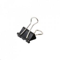 Clip Foldback 19mm Black -...