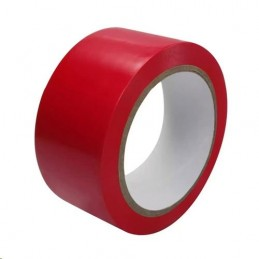 Eurocell PVC Tape 48MMX50M Red