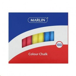 Marlin Chalk Coloured 100's