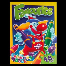 Favourite Colouring Book 48...