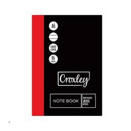 Croxley Notebook A6 96 Page...