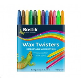 Bostik Wax Twisters 12's