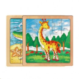 Marlin kids wooden puzzle...