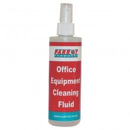 CLEANING FLUID OFFICE...