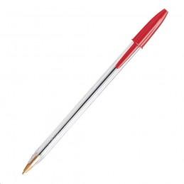 Bic Pen Crystal Medium Red