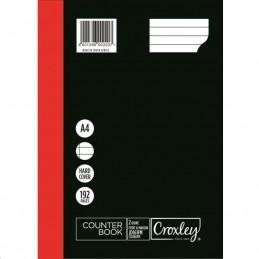 Croxley Book Counter A4 2...