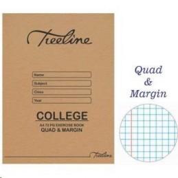 Treeline A5 Quad & Margin...
