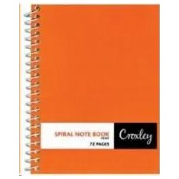 Croxley Notebook 102x76 72...