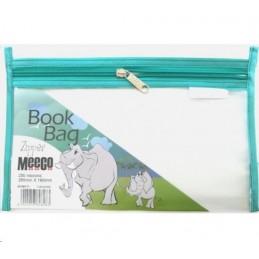 Meeco Book Bag Zip A5...