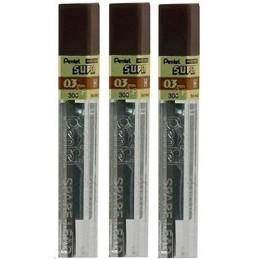 Pentel Pencil Lead 0.3mm H