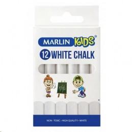 Marlin White Chalk 12's