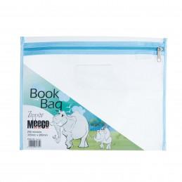 Meeco Book Bag Zip A5 Light...