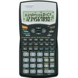 Sharp Calculator...