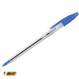 Bic Pen Crystal Medium Blue