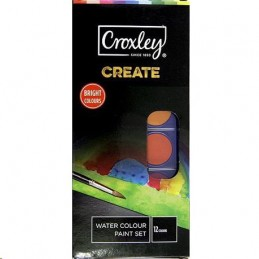 Croxley Create Water Colour...