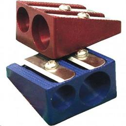 Trefoil 2 Hole Metal Sharpener