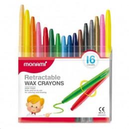 Monami Crayons Wax...