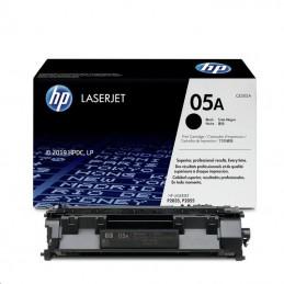 HP CE505A Original Black Toner