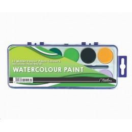 Treeline Watercolour Paints...