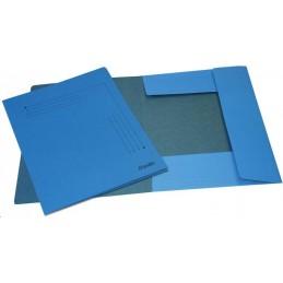 Bantex Folder- Bright Blue...
