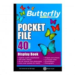 Butterfly Flip File 40...