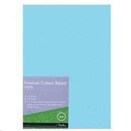 Board A4 160g Ocean blue...