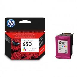 HP Cartridge 650 Tri Colour