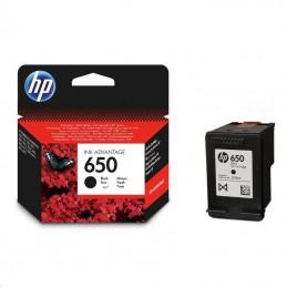 HP Cartridge 650 Black