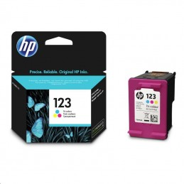 HP Cartridge 123 Color