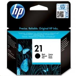 HP Cartridge 21 Black