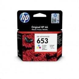 HP Cartridge 653 Colour