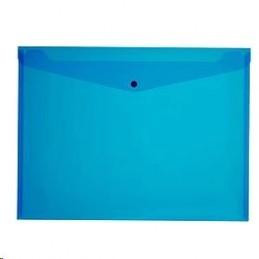 Meeco Carry Folder A4 Blue