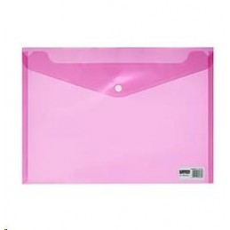 Meeco Carry Folder A4 Pink