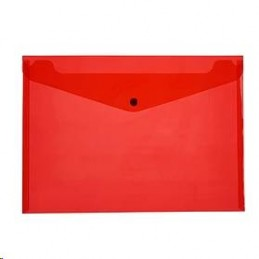 Meeco Carry Folder A4 Red