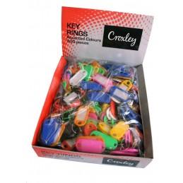 Croxley Key Ring Show Box 300