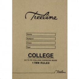 College Exercise Book A4...
