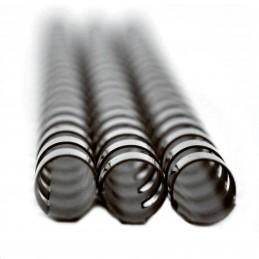 Binding Rings 21R 6mm Black