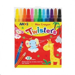 Crayons Amos Twisters 14'S...