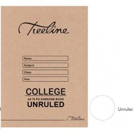 Treeline College A4 72pg...