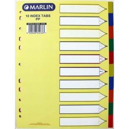 Marlin Index A4 Jan-DEC...