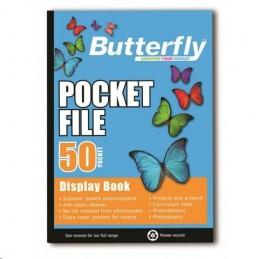 Butterfly Flip File 50...